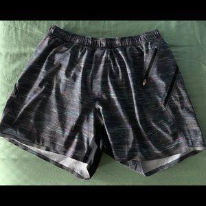 Men's Lululemon athletic shorts size medium